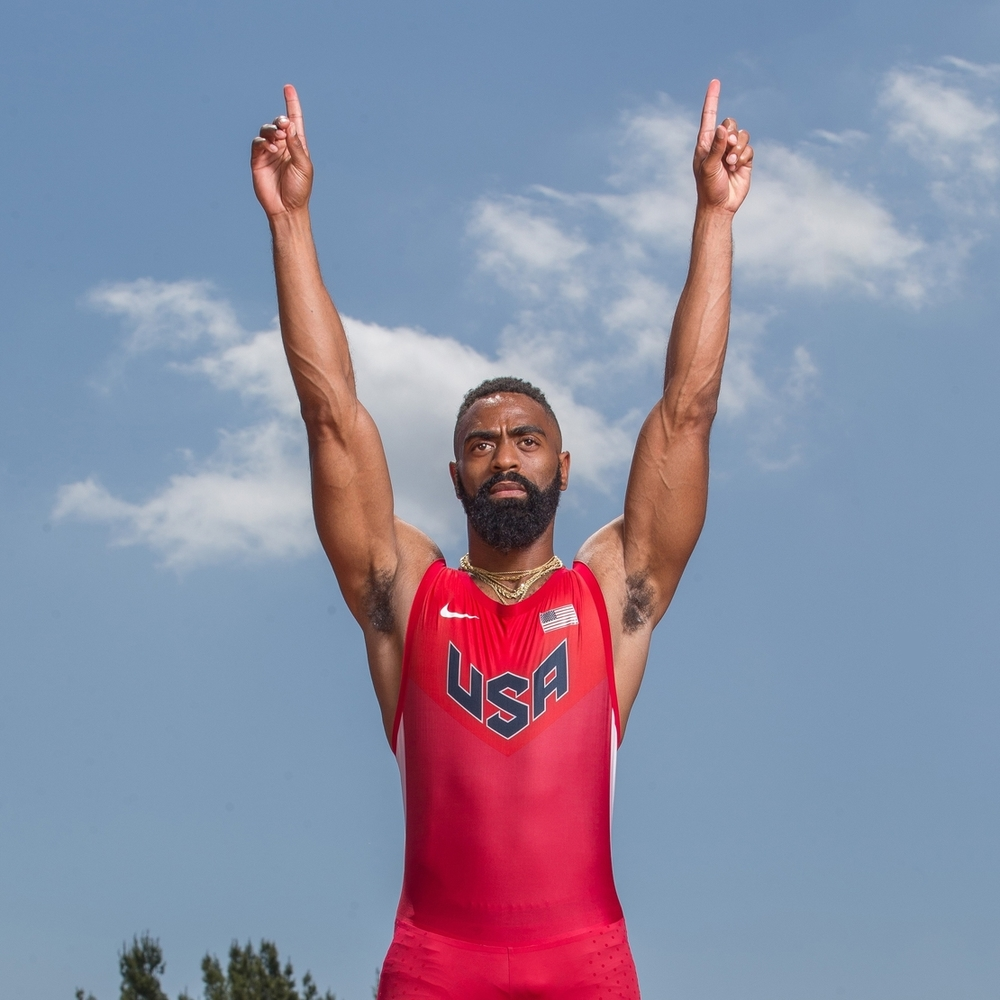 TEAM USA - Tyson Gay's Road to Rio