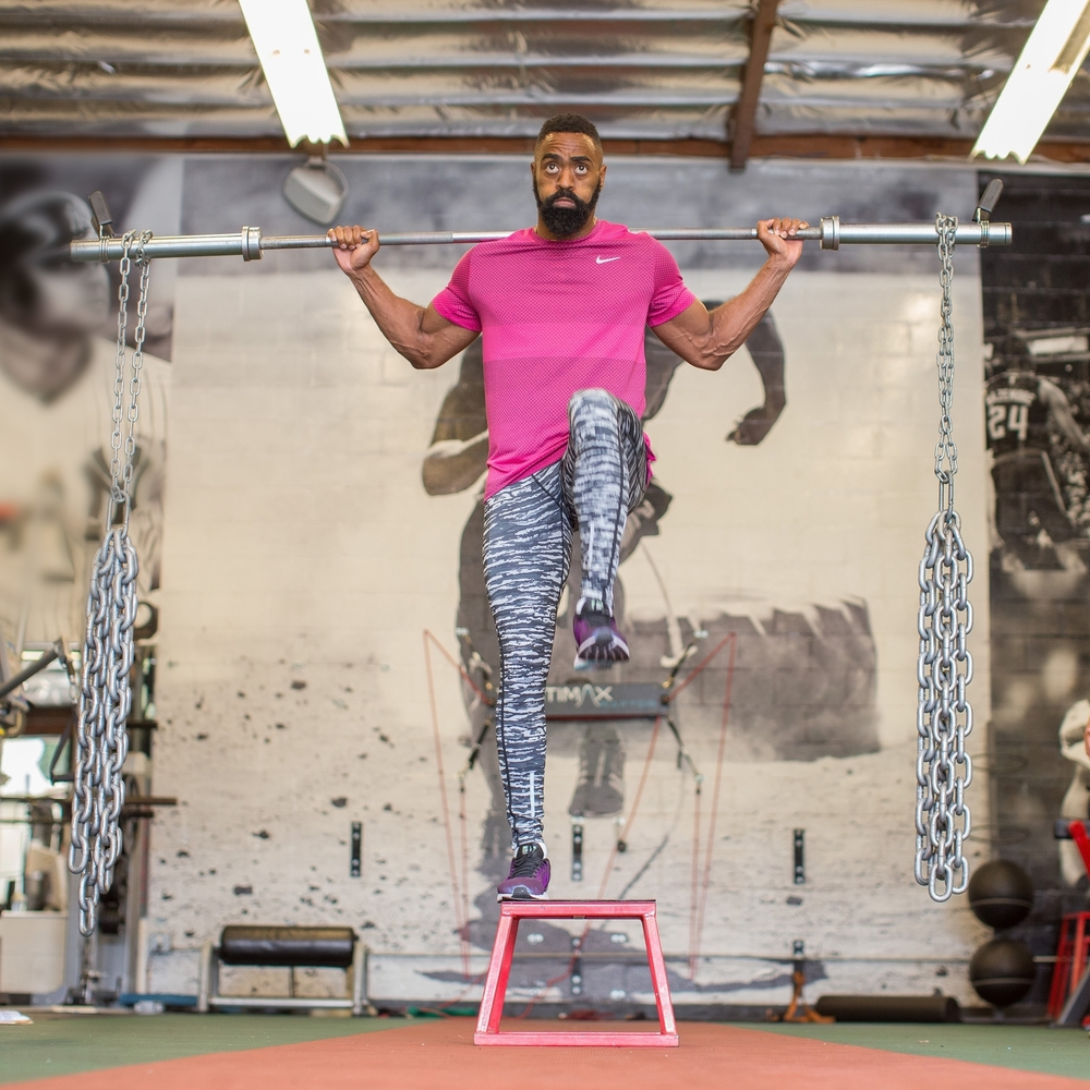 PROACTIVE - Tyson Gay's Training Regiment