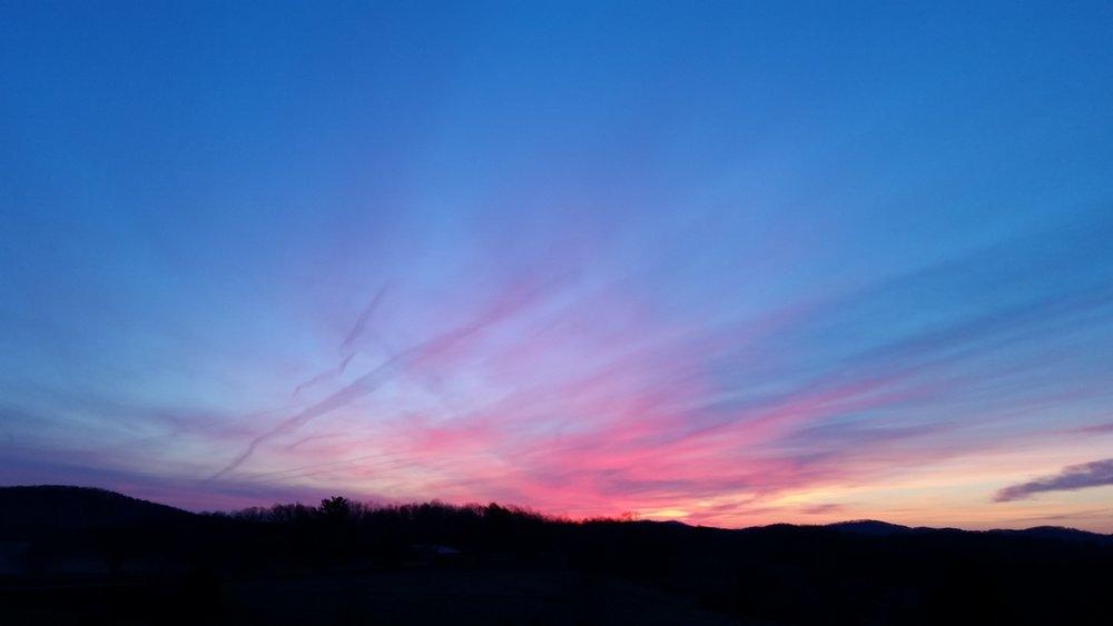 Vernal Equinox Dawn