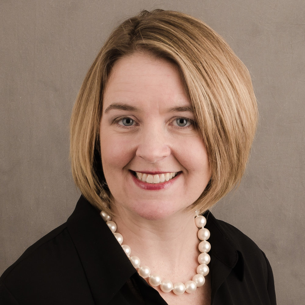 Katie McGrath, EVP, Administrative Officer, Director of Human Resources is featured this month.