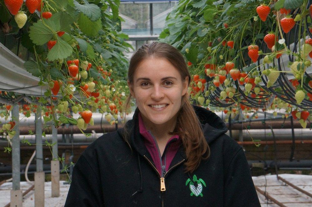 Erin Hicks.Robotics Engineer. -