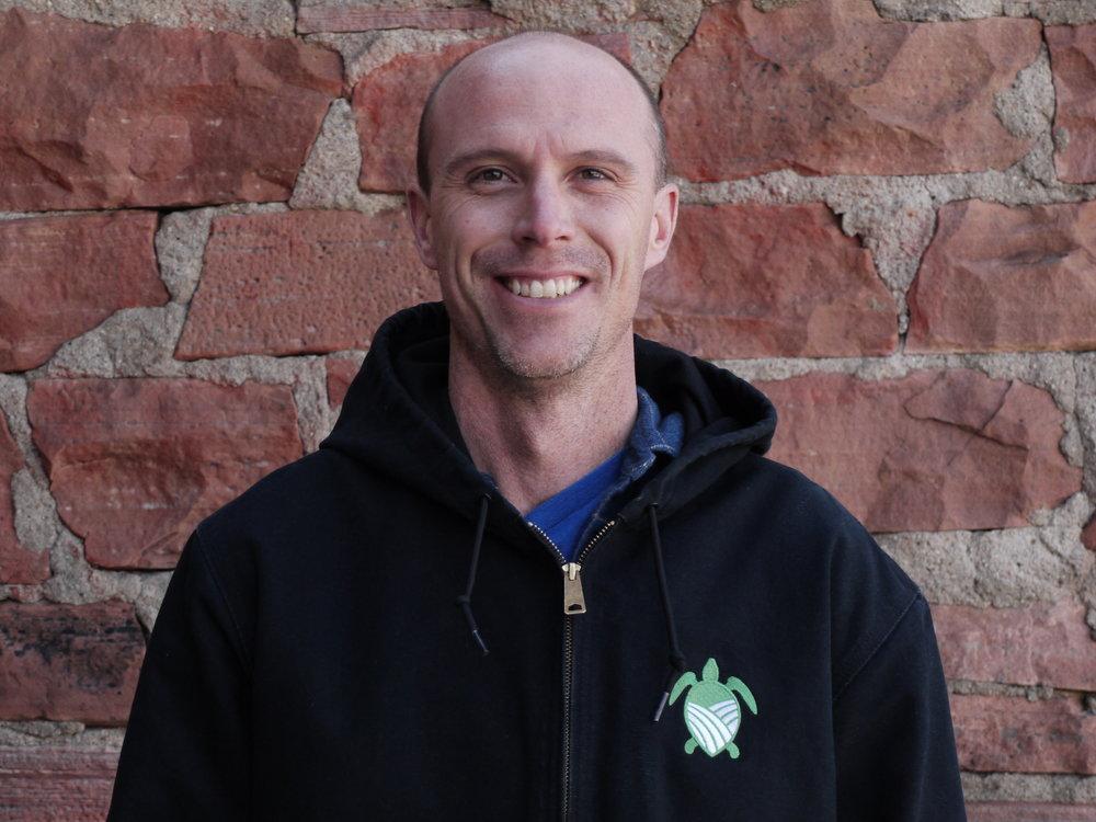 Derek Cuny.Lead Mechanical/Electrical Engineering Technician. -