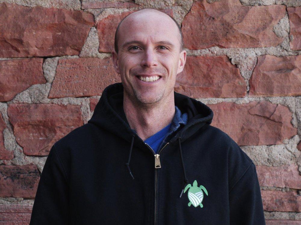 Derek Cuny. Lead M/E Engineering Technician.