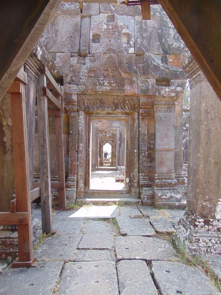 Temple of Preah Vihear, Image courtesy of SKY.