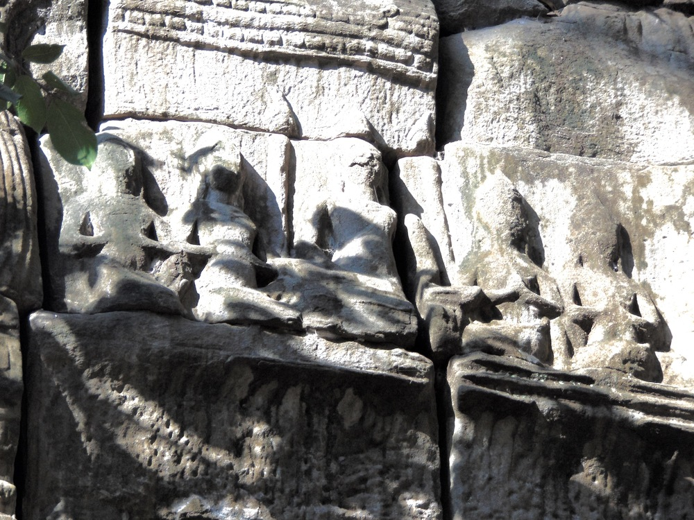 Banteay Chhmar, image courtesy of SKY.