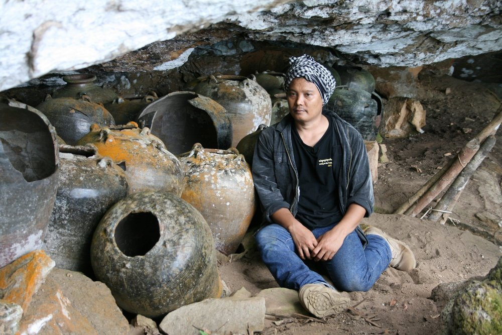 Tep Sokha    Expert in Ceramic Conservation. Ministry of Culture and Fine Arts, Phnom Penh, Cambodia.      TEP SOKHA CV