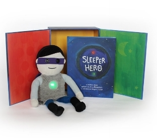 Click   HERE   to order you Sleeper Hero today!