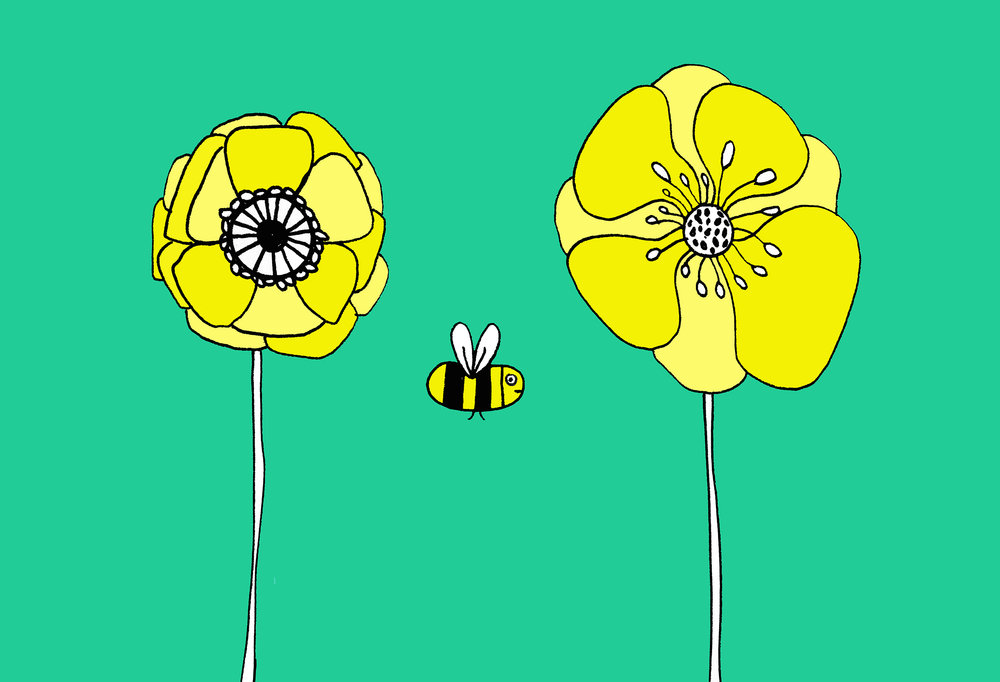 Bee and Flowers_web.jpg