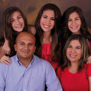 THE PRADO FAMILY - HOPE MINISTRIES  José Prado and his family serve in Costa Rica in the areas of church planting, crisis pregnancy help, and local pastor training.