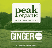 Peak Organic Ginger Saison - Label.png