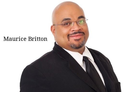DJ Maurice Britton