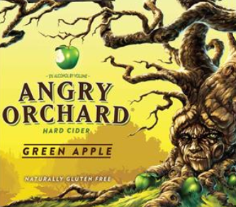 Angry Orchard Green Apple - Label.png