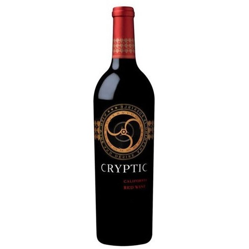 Cryptic CA Red Wine - Bottle.jpg