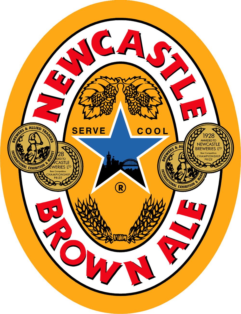 Newcastle Brown Ale -big .png