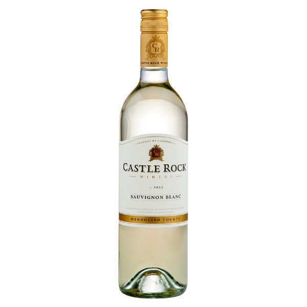 Castle Rock Sauvignon Blanc - Bottle.jpg