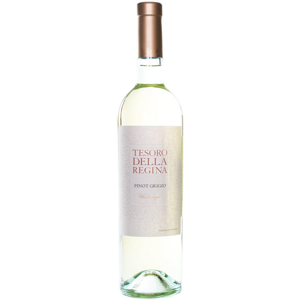 Tesoro Della Regina Pinot Grigio - Bottle.jpg