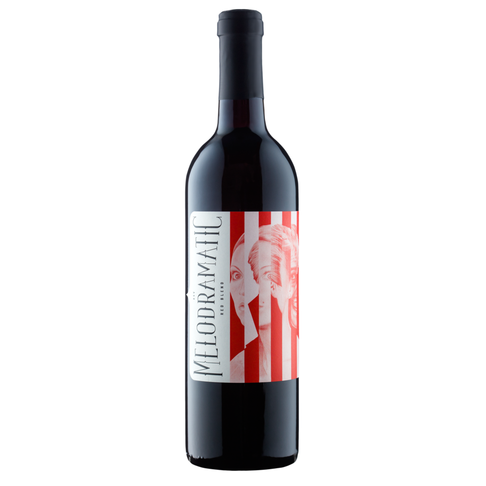 Melodramatic Red Blend