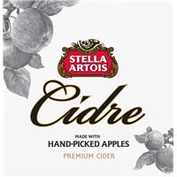 Stella Artois Cidre - Label.jpg