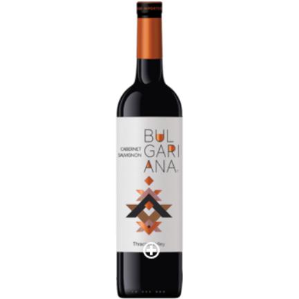 Bulgariana Cabernet Sauvignon - Bottle.jpg