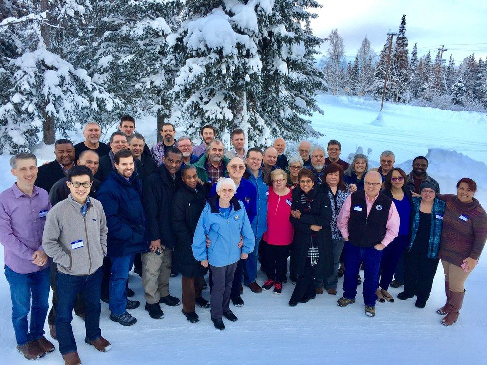 Alaska Workers Meeting