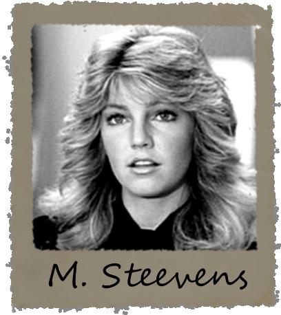 Myranda Steevens - Specialiation: Hair forensics