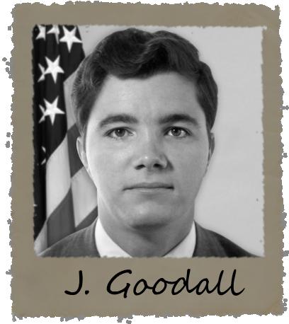 Jim Goodall - Specialisation: Poisons & VeninsDésavantages:- Impulsif- A peur d´être seul- Fouille son nez partout- Parle sans arret- A des flashback en situation de stress