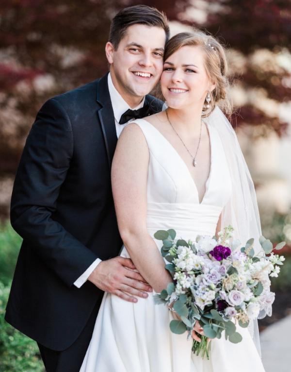 Wolf Wedding - Bridal Portraits - Captured by Lydia - Ohio Wedding Photographer-48.jpg