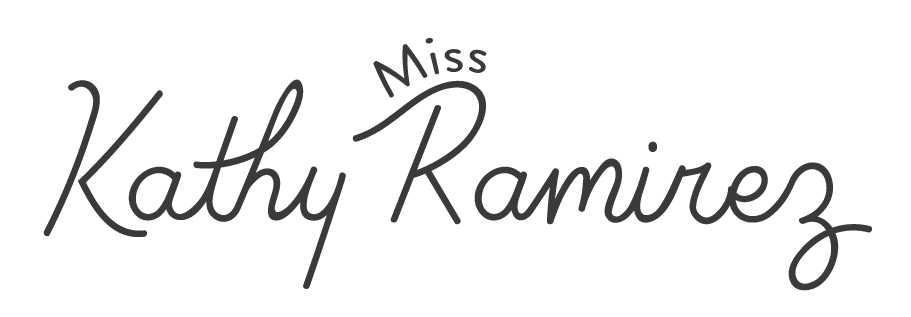 LA Fashion Week Miss Kathy Ramirez
