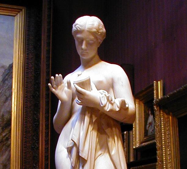 Chancey Bradley Ives'Pandora,1875