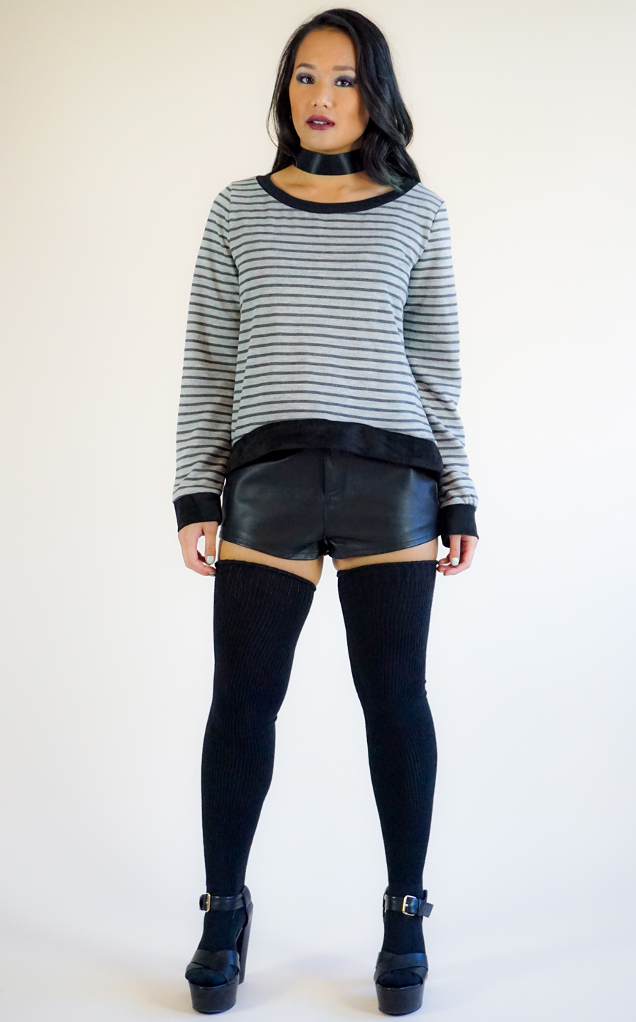 The Go-To Stripe Sweater