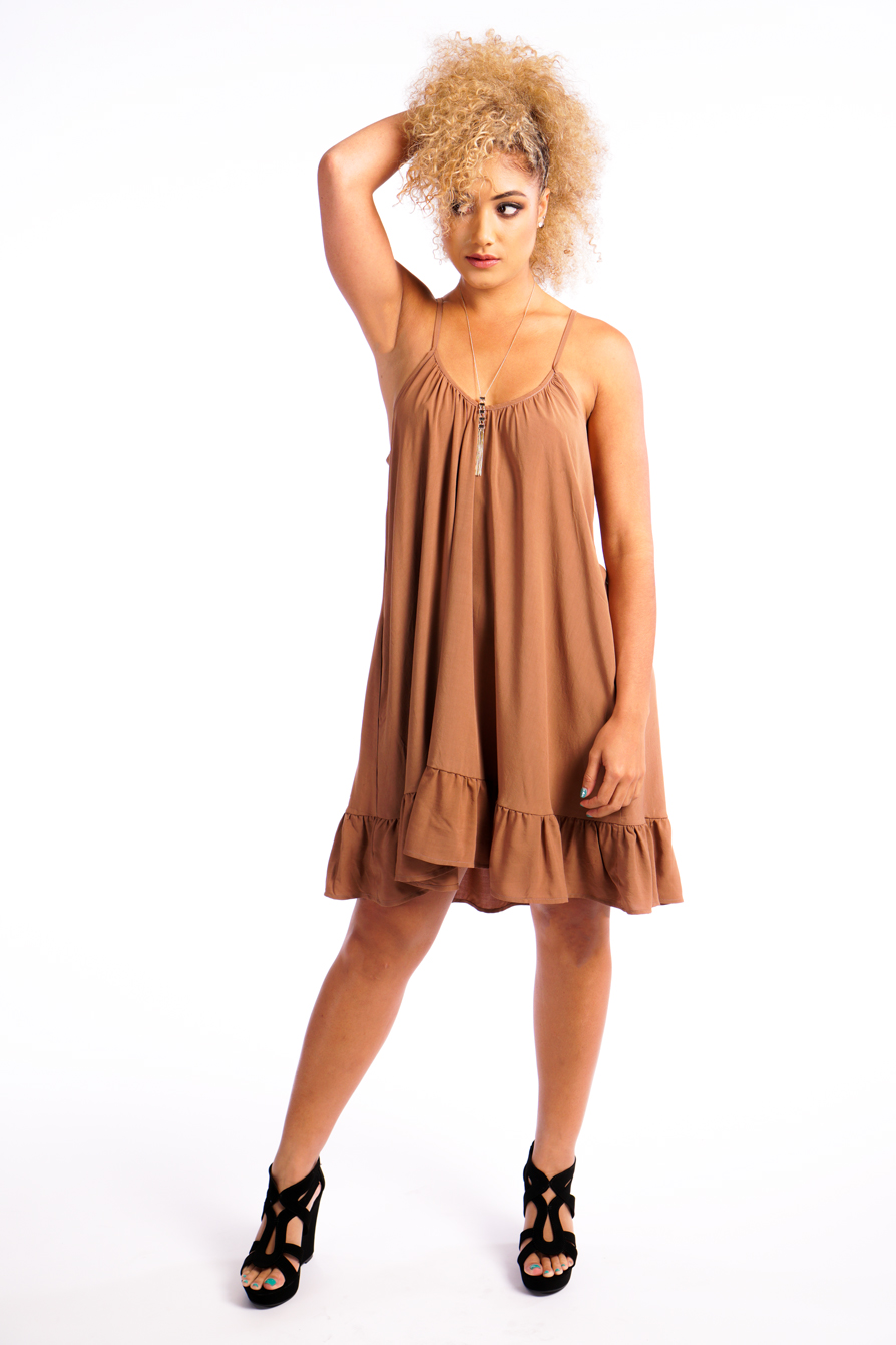 Sienna Pocket Dress $68