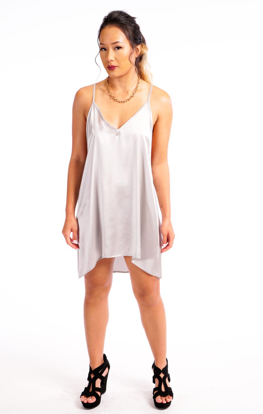 Tara Silk Dress $152