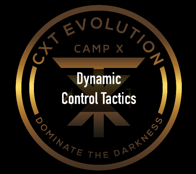 CXT Dynamic Control Tactics - With the unique CXT Operator Personal Protection method installed students are now ready to progress to FUNCTIONAL subject control tactics. The integration of this method with the most linear, practical controls installs a far more functional skill set than standard Jiu Jitsu applications. This has been proven in current operational environments by professionals doing the job. Controls range from complete tactile options to limb, wrist to small digit controls with unique operator extraction or re-purchase options should subjects resist control.