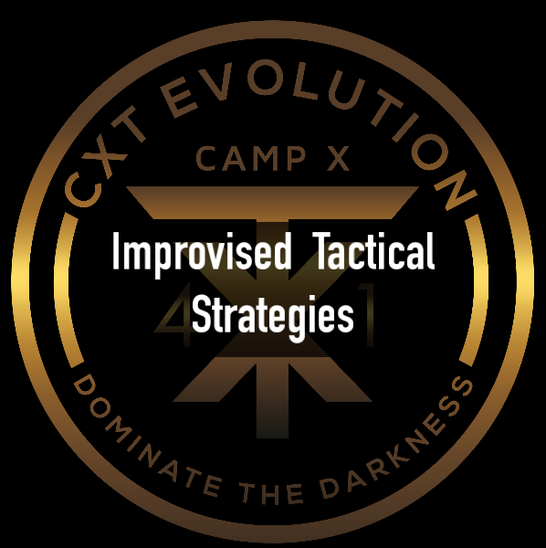 "CXTImprovised Tactical Strategies - The Improvised Tactical Strategies module continues an integration of the Operator Personal Protection method with the inclusion of a very unique method of utilizing any common object which can be placed in the hands for protective, control or aggressive force purposes.  The majority of ""weapons of opportunity"" programs are focusing on simply striking with the object in hand.  The CXT ITS program is FAR more comprehensive and practical and includes the use of essentially all common objects arranged in applicable attribute groupings. Keys, pens, jackets, belts, umbrellas, walking canes… you name it… it will be integrated.  Starting with the concepts developed by Bill Underwood… this method has been advanced to a far greater level of application for a modern approach."