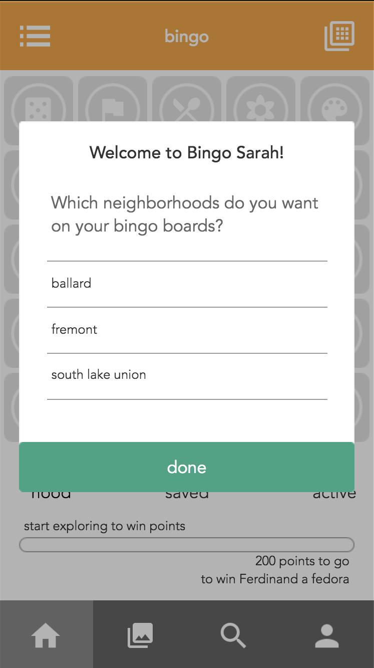 Millennial dating bingo