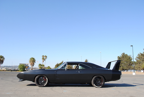 1969 Dodge Daytona Profile