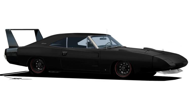 1969 Dodge Daytona   The House of Muscle
