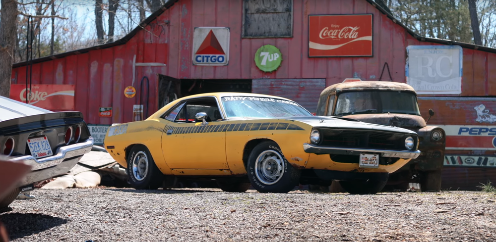 Ratty Muscle Cars - Ep. 8 - Austin Griggs seeks to show world how your old, rusty and dilapidated car might just be the best way to enjoy one of the greatest hobbies the world has ever seen.