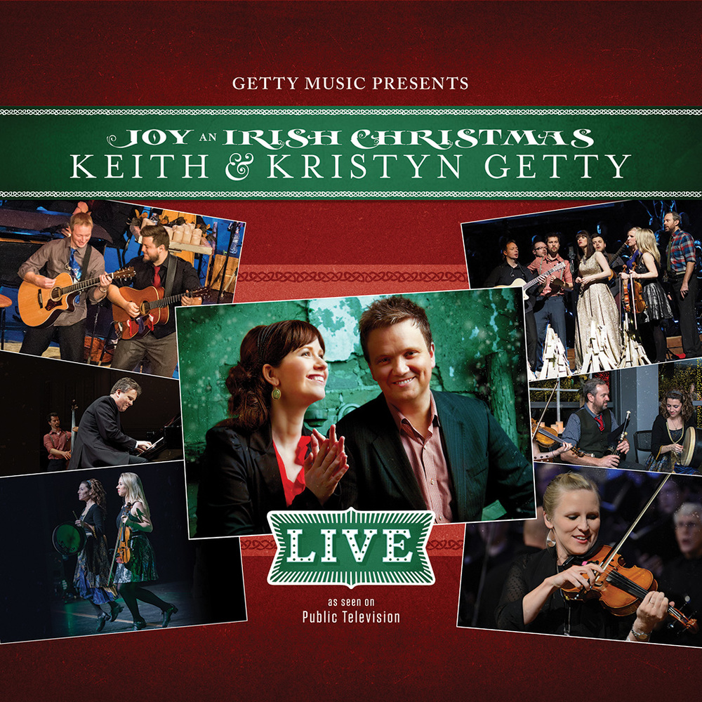 Irish Christmas Blessing — Getty Music