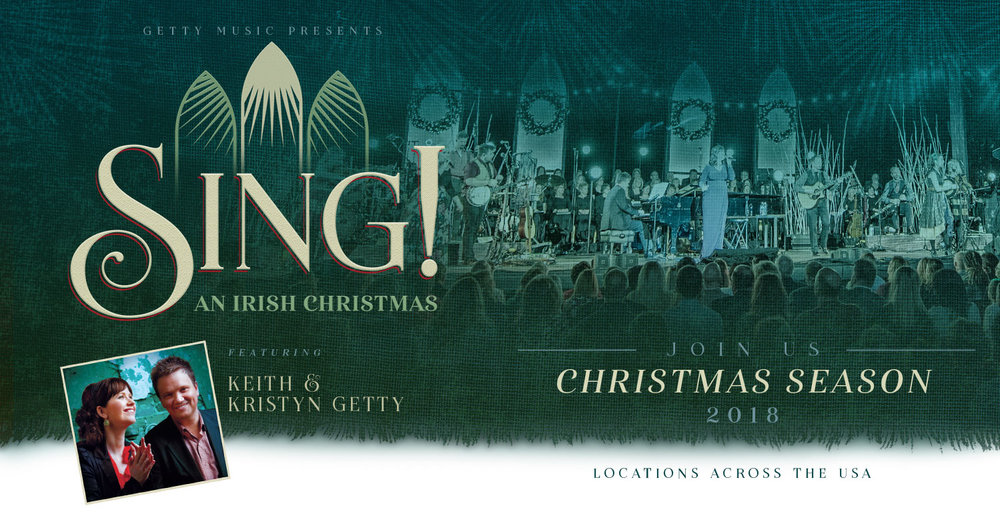 Sing! An Irish Christmas Tour — Getty Music