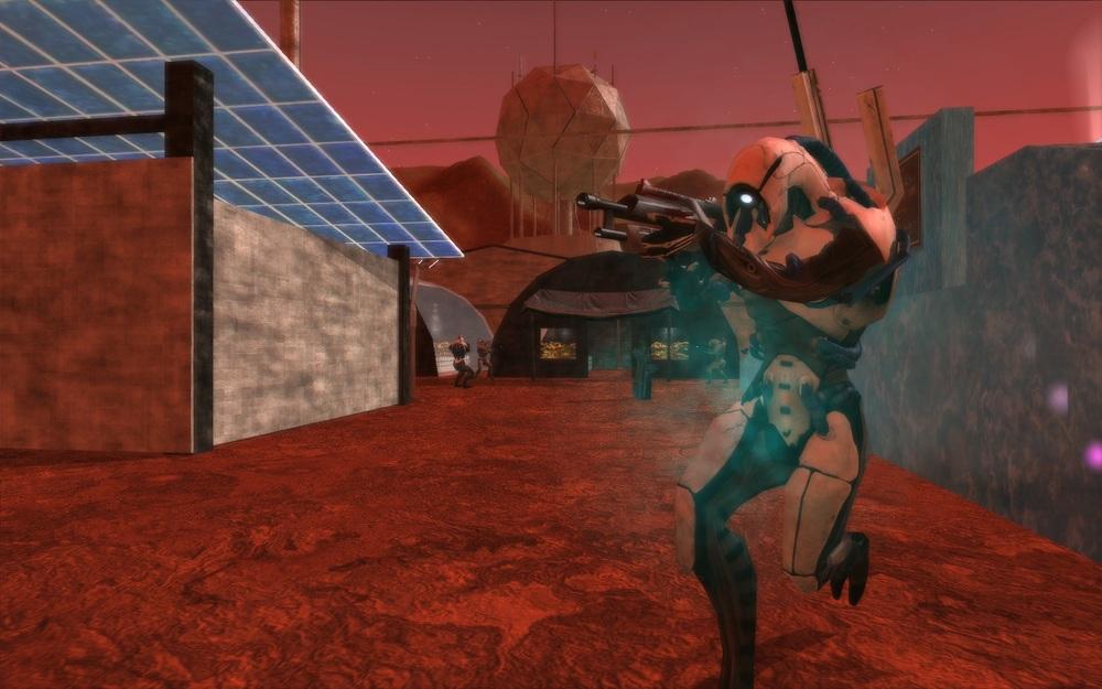 Mars: Geryon Montes