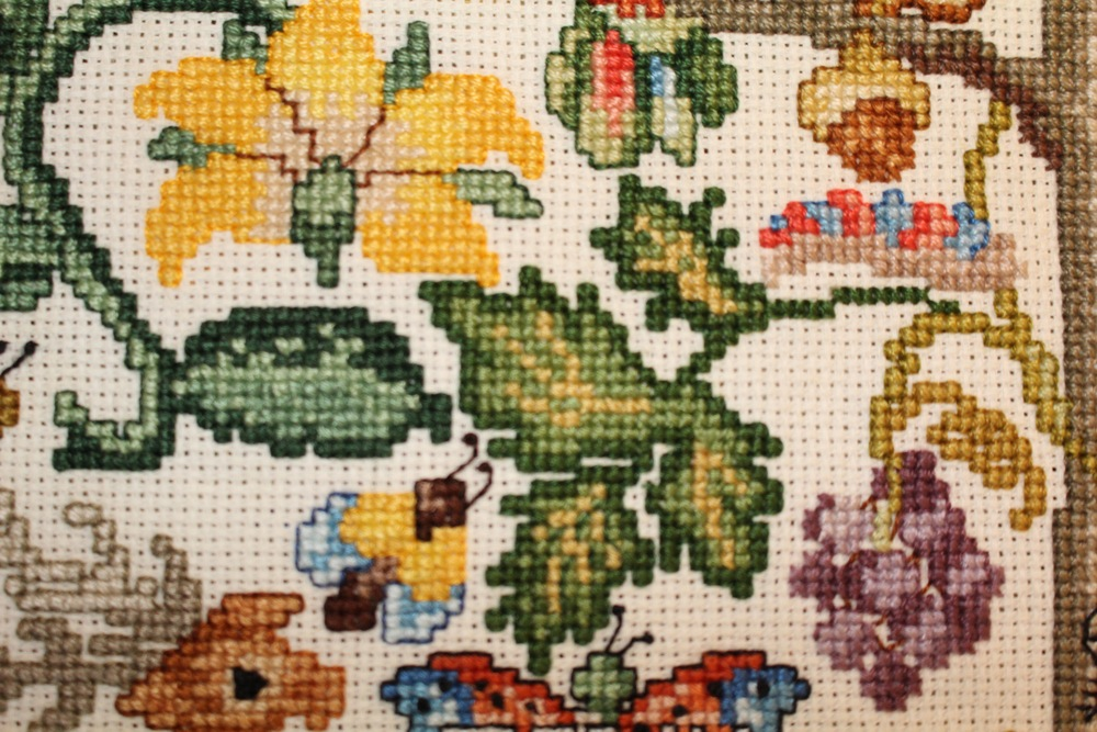 Lots and Lots of Cross-Stitch Talk, and Also, Bartender Chat — It\'s ...