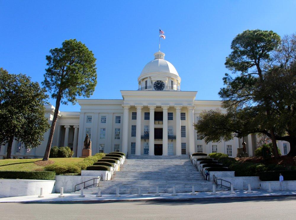 #3 Alabama State Capitol