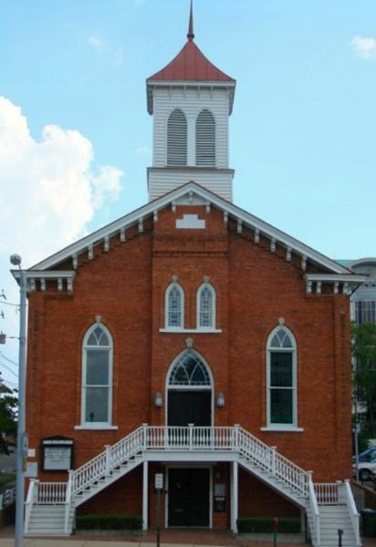 #4 Dexter Avenue King Memorial Church