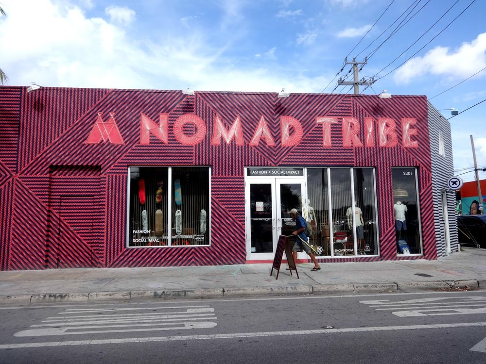 Nomad Tribe Wynwood