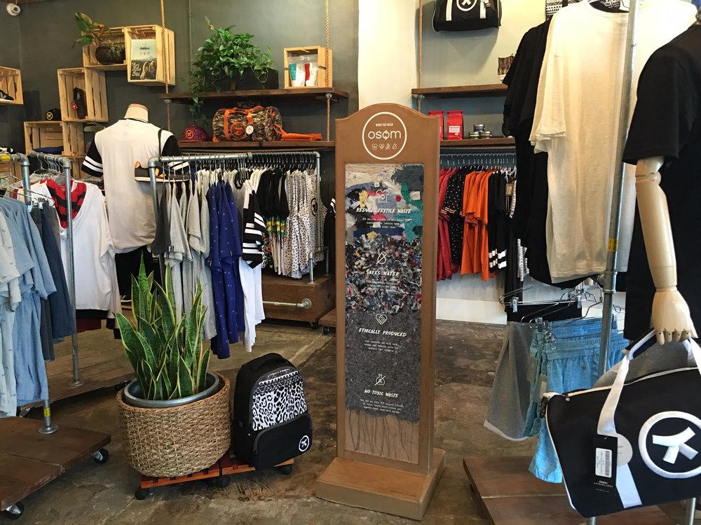 Osom Brand Stand Nomad Tribe Wynwood