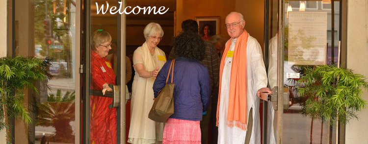 New to the Siddda Yoga Ashram in Oakland?  Click on this slide to start your visit