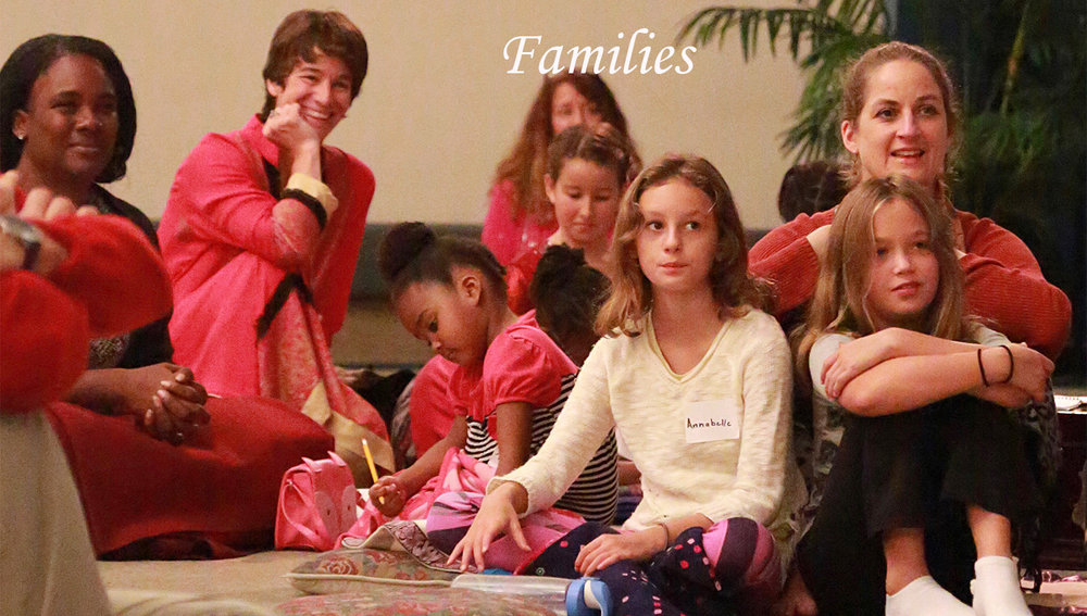 The Siddha Yoga Ashram has events especially for children and their parents. Click on the slide to learn more.