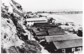 Japanese Fishing Village. Source: Hometown Santa Monica, p. 22.