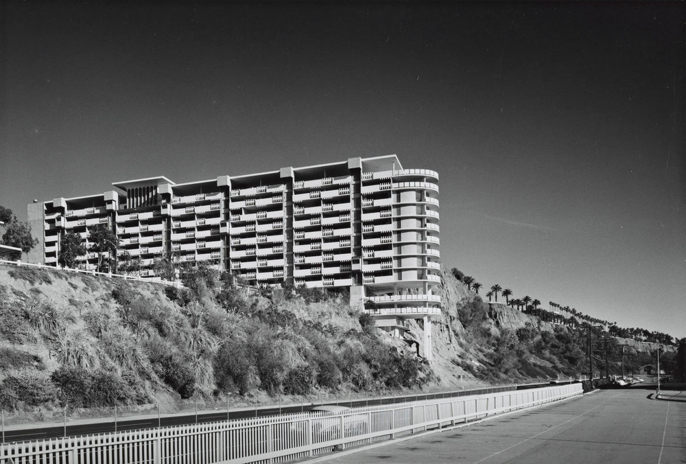 The Penthouse, Kenneth Lind, 1964. Photo by Julius Shulman. Source: Getty Research Institute